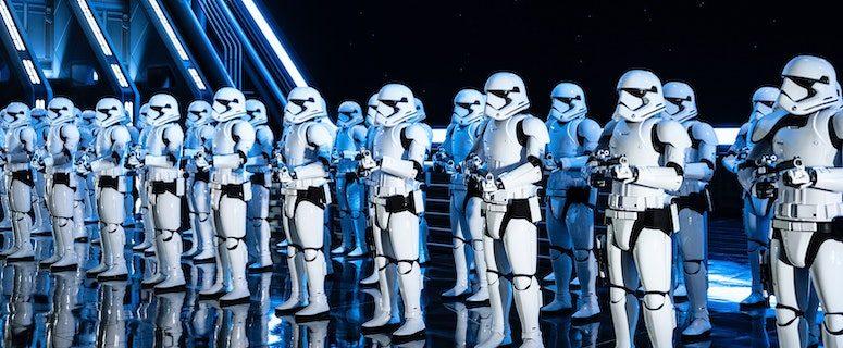 star wars film rækkefølge